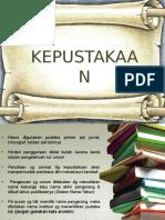 Kepustakaan