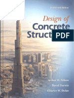 Design of Concrete Structures Nilson 14th Edition