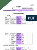 Planificare Adaptata Matematica Cls. IV Sem. i 2011 2012