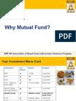 Why Invest in Mutual Fund AMFI