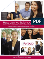 i3Group – Payroll Management Services