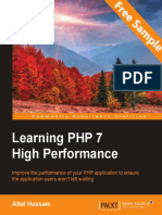 Learning PHP 7 High Performance - Sample Chapter