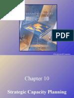 Ch10(Strategic Capacity Planning)