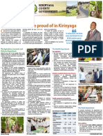 State of  Kirinyaga County