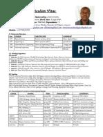 Fombong CV