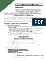 n.r.a. 2000 - Exemples de Solutions