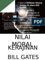Biodata Bill Gates
