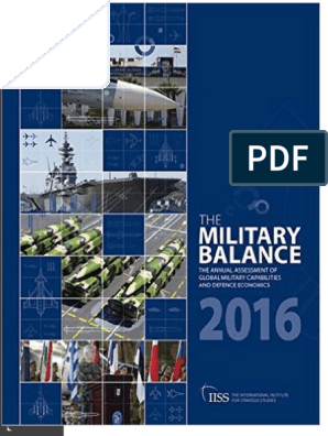 The Military Balance 2016 - 2016 | Armoured Fighting