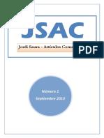 JSAC - Numero 1 (Sep'13)