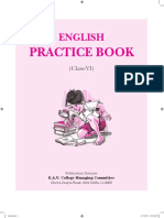 English Practice Book 6