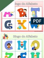 Bingo Alfabeto