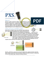 PXSu Overview