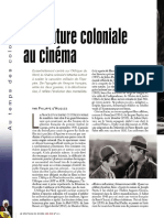 Colonnies, L'Aventure Colonniale Au Cinéma