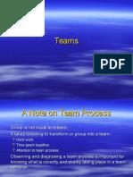 Teams Process