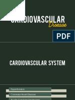 Ppt Materi Om 2 Cardiovascular Disease