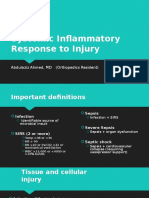 Systemic Response to Injury