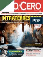 Revista año cero Intraterrestres