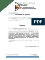 Certificado Duber PDF