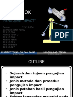 Ppt Impact Test