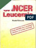 Tratarea Cancerului Si Leucemiei