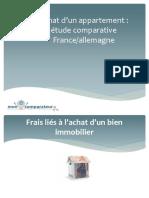 Etude Comparative France Allemagne