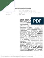 Acordão Contra OMB