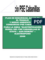 Plan de Seguridad, Salud en El Trabajo y Medio Ambiente Oficial