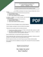 Ficha 04 Estatistica