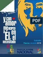 Folleto Prepascua Nacional 2016