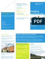 Dredging And Flood Risk