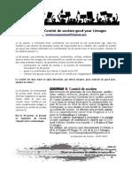 Journal Comité Soutien Au 11 Avril 2016