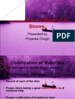 Codification Stores