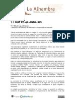 ¿qué es Al-Andalus?