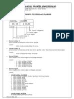 PLA-F3 _Standard Penyusunan Gambar