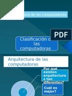 Arquitectura Del CPU