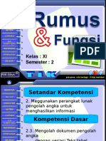 2. Rumus dan Fungsi.ppt
