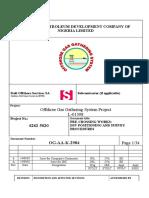 DSV Positioning and Survey Procedures OG-AA-K-2984 REV 0
