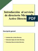 3.- Introduccion al servicio de directorio Active Directory.ppt