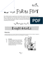 Loose Parts Play ~ Built Features - Design Ideas for the Outdoor Classroom
