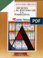 Aportes para el estudio de la narrativa