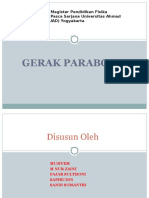 184139427 Gerak Parabola Ppt