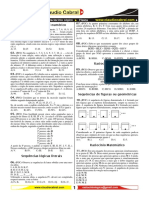 FCC Raciocínio Sequencial Analítico 02