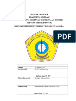 Manual Prosedur Praktikum 2014