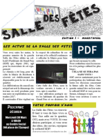 Gazette Collectif#SDF N°1