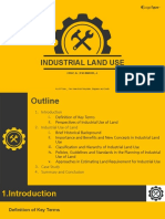 Industrial Land Use