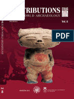 Late Pre-Colonial and Early Colonial Archaeology of the Las Aves Archipelagos, Venezuela