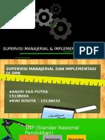 Tugas Supervisi Rini Novita & Andri Eka Putra