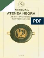 Martin Bernal. Atenea Negra