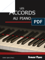 eBook Accords Piano