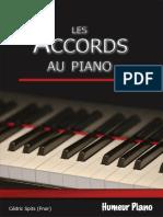 eBook Accords Piano